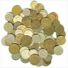 Прием к оплате монет